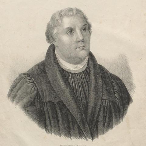 Bilde av Martin Luther