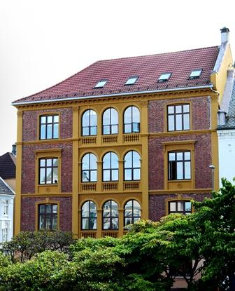 Harald Hårfagres gate 1