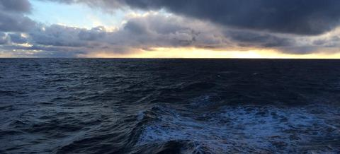 Both weather and the circulation in the ocean affect how much CO2 the ocean can absorb from the atmosphere