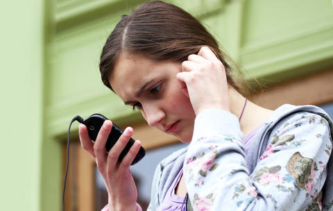 Smartphones can be used as a tool for psychological testing.