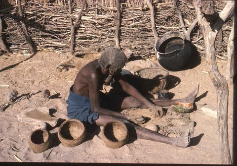 Keramikk gammel teknikk