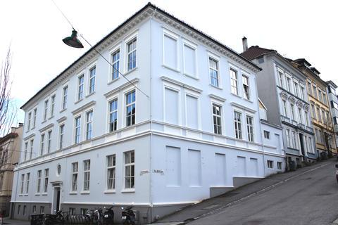 Sofie Lindstrøms hus