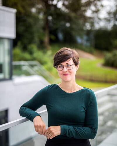 Kristine Gustavsen Madsøs bilde