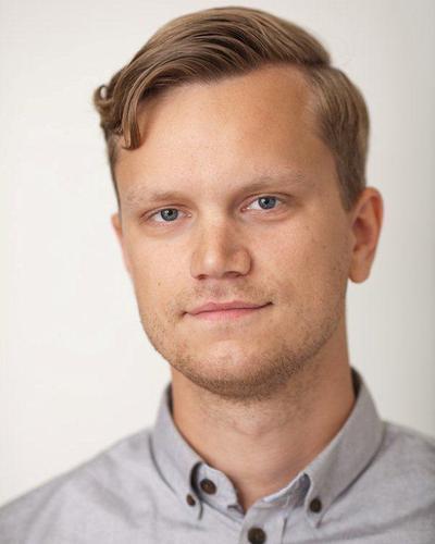 Trygve Johan Svarstads bilde