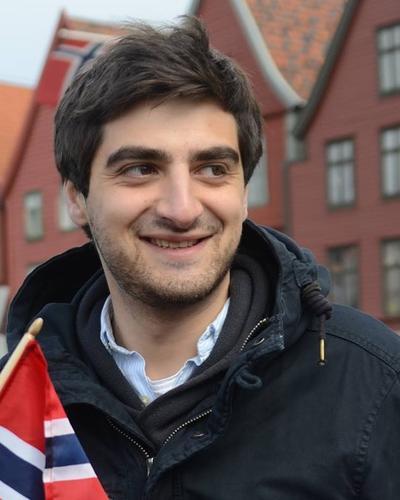 Giorgi Cheishvilis bilde