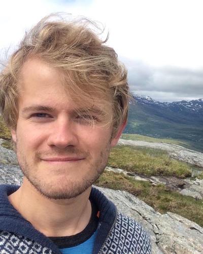 Håkon Sandvens bilde