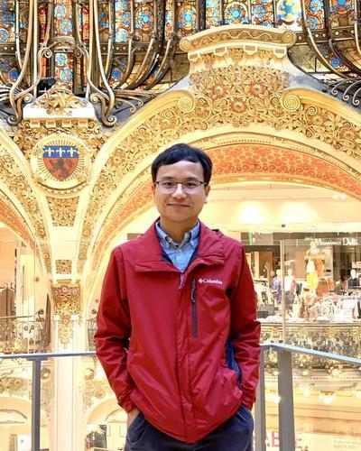Xingguo Huang's picture