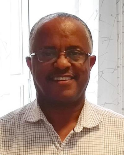 Getachew Teshome Eregatas bilde