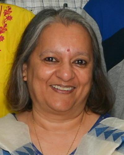 Sandhya Visweswariahs bilde
