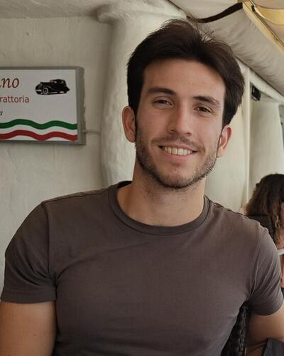 Jorge Hidalgo Calderóns bilde