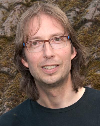 Jeroen P. Van der Sluijss bilde