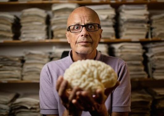 Hjernen er ikke alene