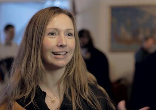 Doktorpromosjon, Psykologisk fakultet, Liv Falkenberg