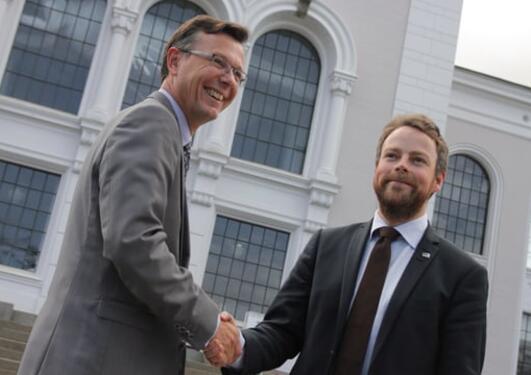 UiB får støtte til Museumsprosjektet