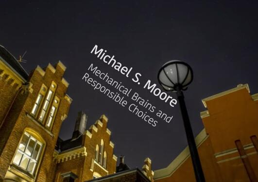 Michael Moore - Bergen Lecture 2015