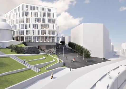 EnTek - Det nye Energi- og teknologibygget ved UiB