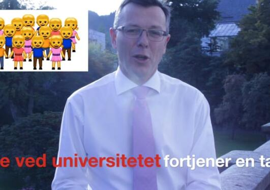UiB er best i Norge