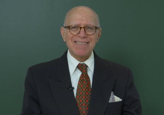 Professor George Rousseau - University of Oxford
