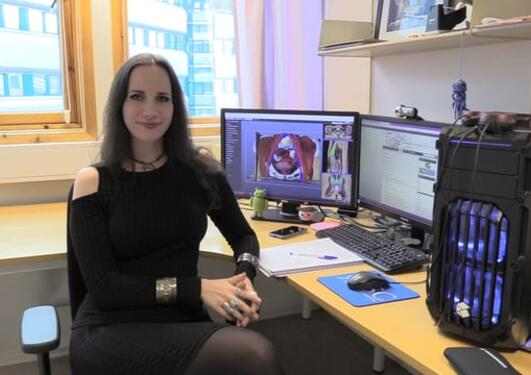 Interview with Noeska Smit on her research in medical visualisation