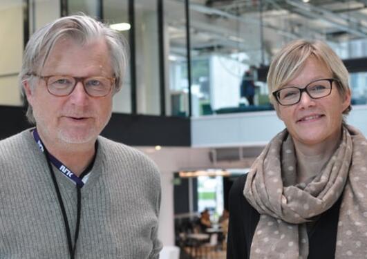Praksislærere i Media City Bergen utdanner fremtidens journalister