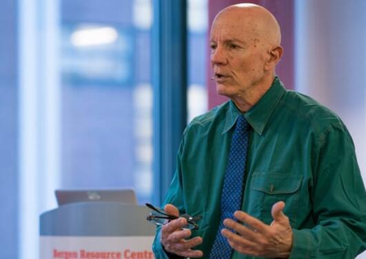 "Bergen Lecture 2017 - Douglas N. Husak: ""Conceptual and Normative Issues about Drug Decriminalization"""