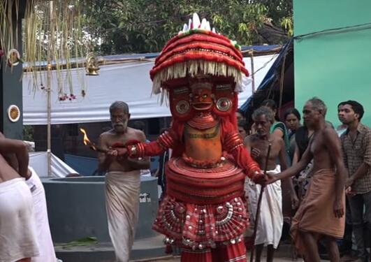 Theyyam, The Dancing Gods