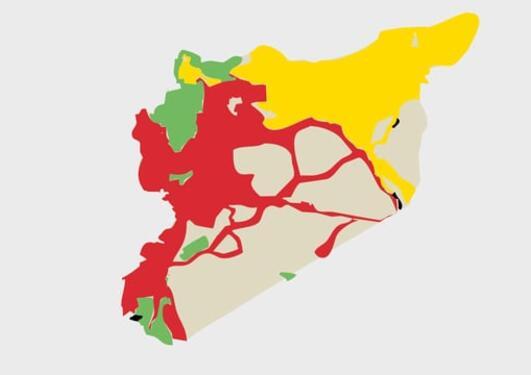 Syria i 2018