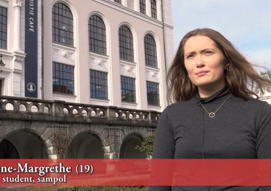 Hvorfor studere sampol videokonkurranse Torjus