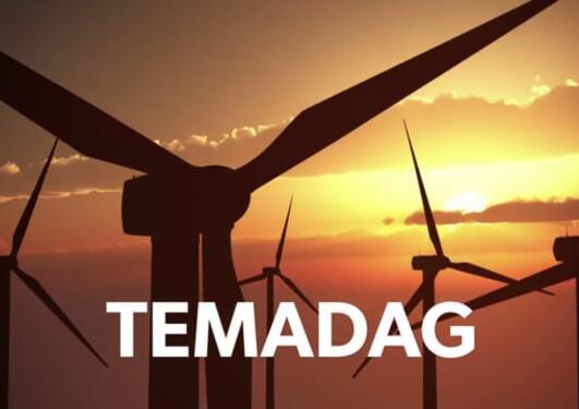 Temadag klima og energiomstilling