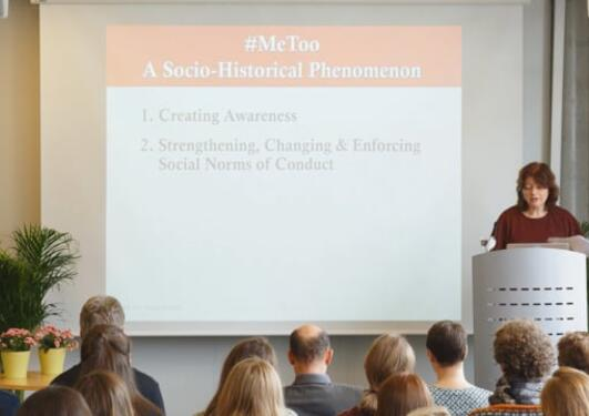 Bergen lecture 2018