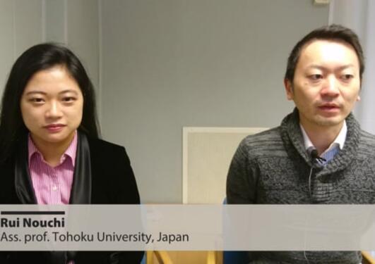 Tohoku student exchange
