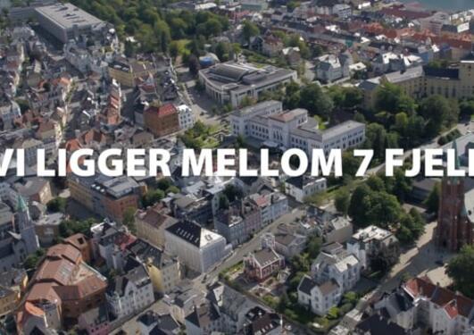 Universitetet i Bergen - På rett plass med riktige folk
