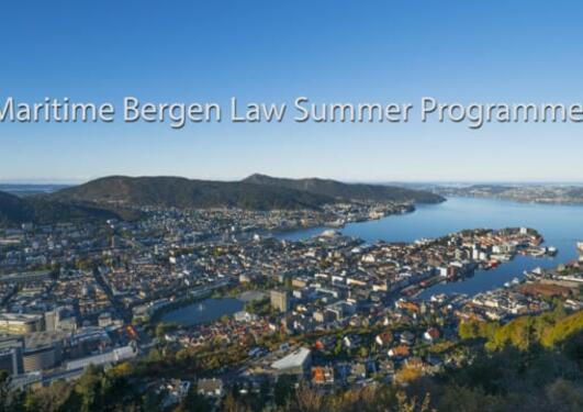 Maritime Bergen Law Summer Programme