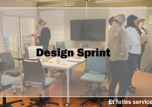 Design Sprint ved UiB