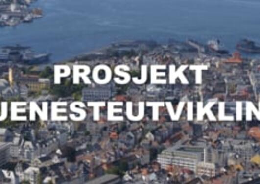 Prosjekt Tjenesteutvikling - Introduksjonsvideo