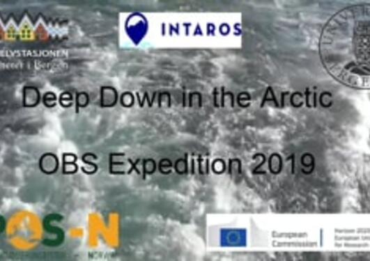 Deep Down in the Arctic - OBS Expedition 2019