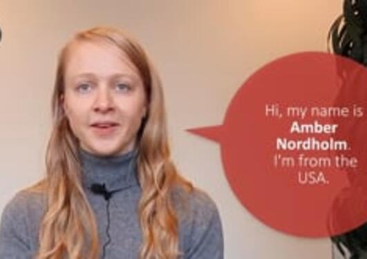 Amber Nordholm