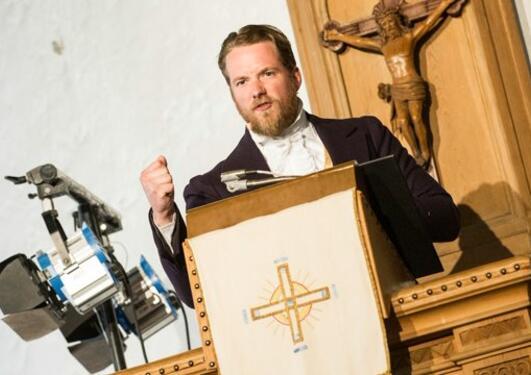 Grunnlovskonsert i Korskirken