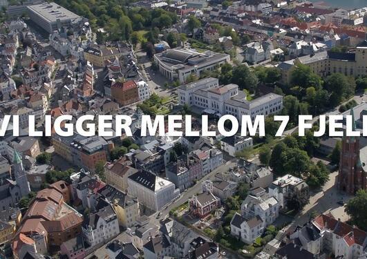 Universitetet i Bergen - På rett plass med de rette menneskene