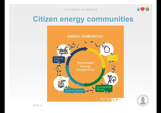 Half-day webinar: Local flexibility in electricity grids - the challenges and solutions