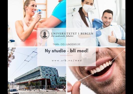 Bergen Oral Intervention Study - BORALIS 2021