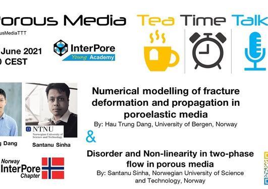 Session 21 - Hau Trung (University of Bergen) and Santanu Sinha (NTNU)