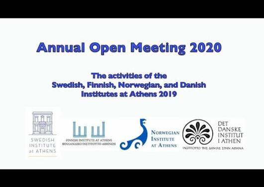 Annual Open Meeting 2020