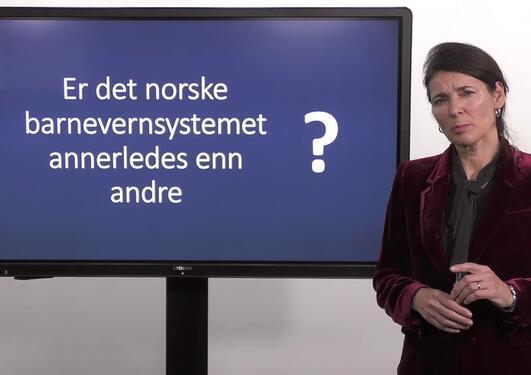 Er det norske barnevernet i krise?