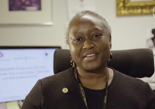 Professor Martha Chekenya Enger