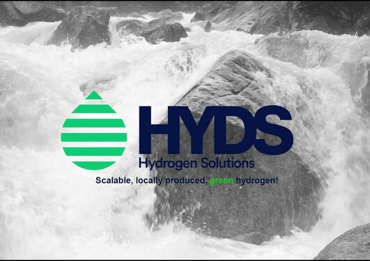 Hydrogen Production HYDS - Scalable, locally produced, green hydrogen!
