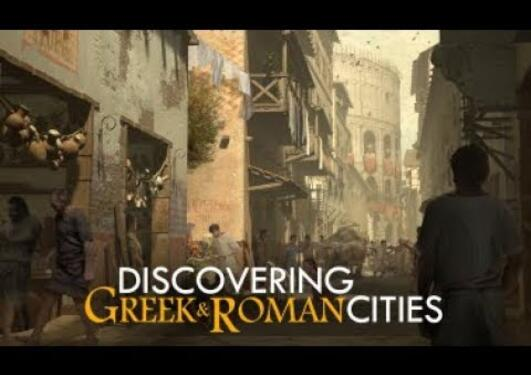 Teaser MOOC Discovering Greek & Roman Cities English