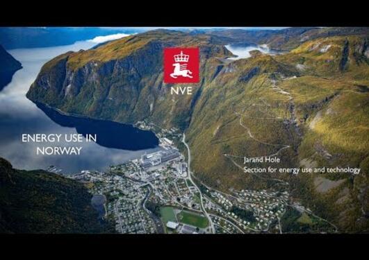 Energy use in Norway