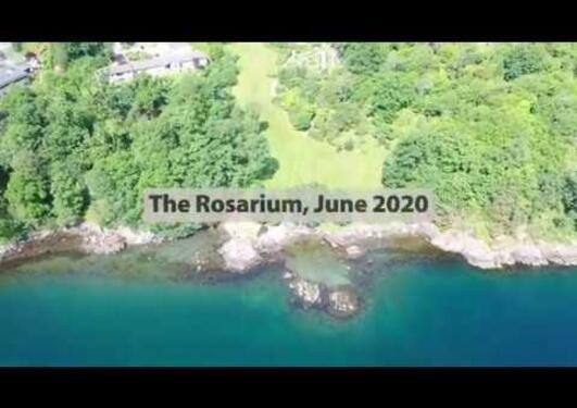 The Rosarium in flyby