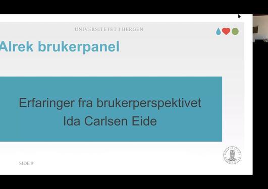 Seminar 16. mars - Alrek og koronapandemi: muligheter for videre samarbeid